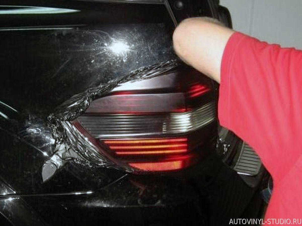 Клейка виниловая пленка на авто своими руками